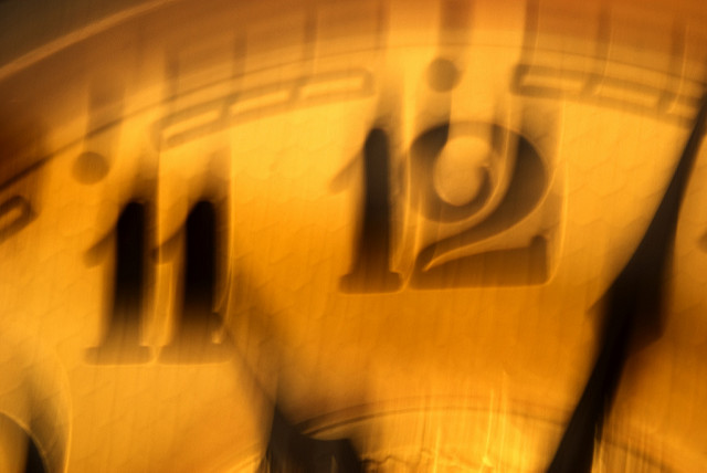 Greg Lobinski - clock